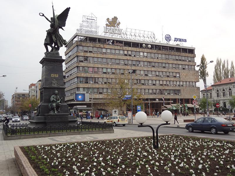 Trg kosovskih junaka
